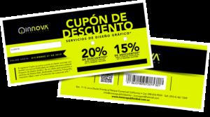 Cupón de Descuento Innova Publicidad 300x167 - LANDING