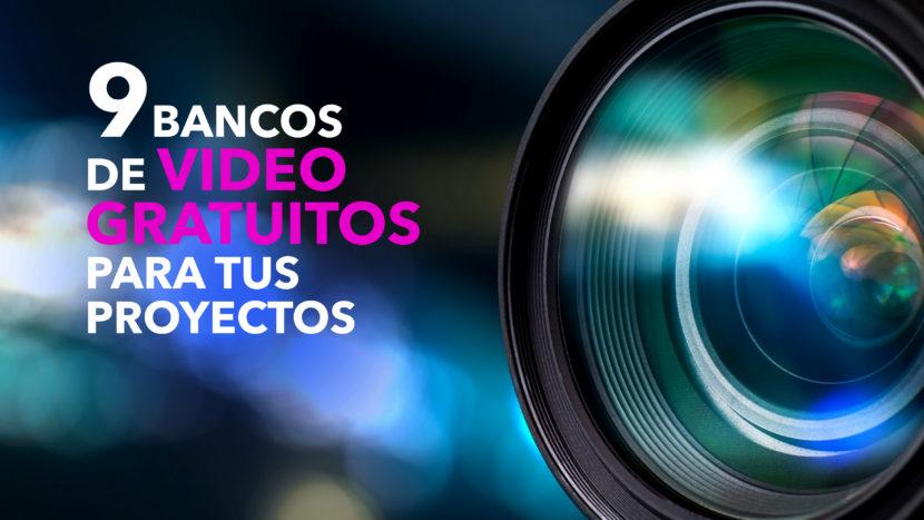 9 Bancos de Videos Gratuitos para tus Proyectos 830x467 - 9 Bancos de videos gratuitos para tus proyectos