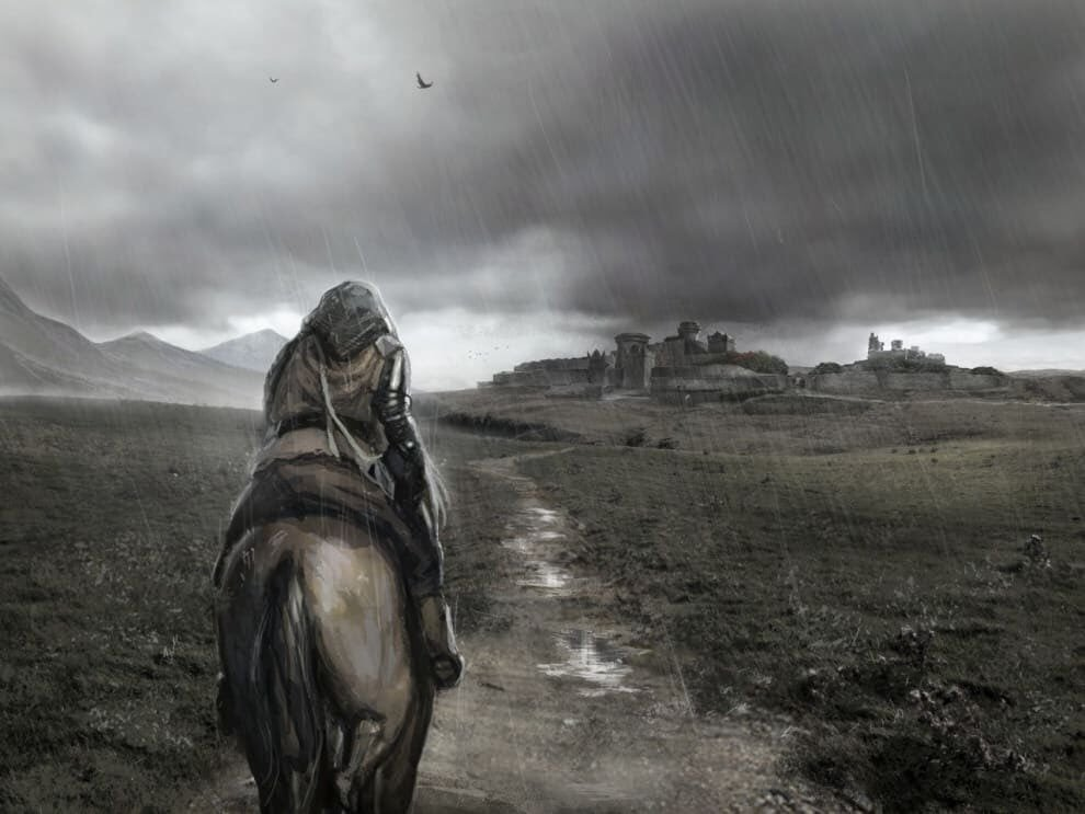 Invernalia Temporadas 1 y 2 - 30 imágenes de Concept Art de Juego de Tronos Sorprendentes
