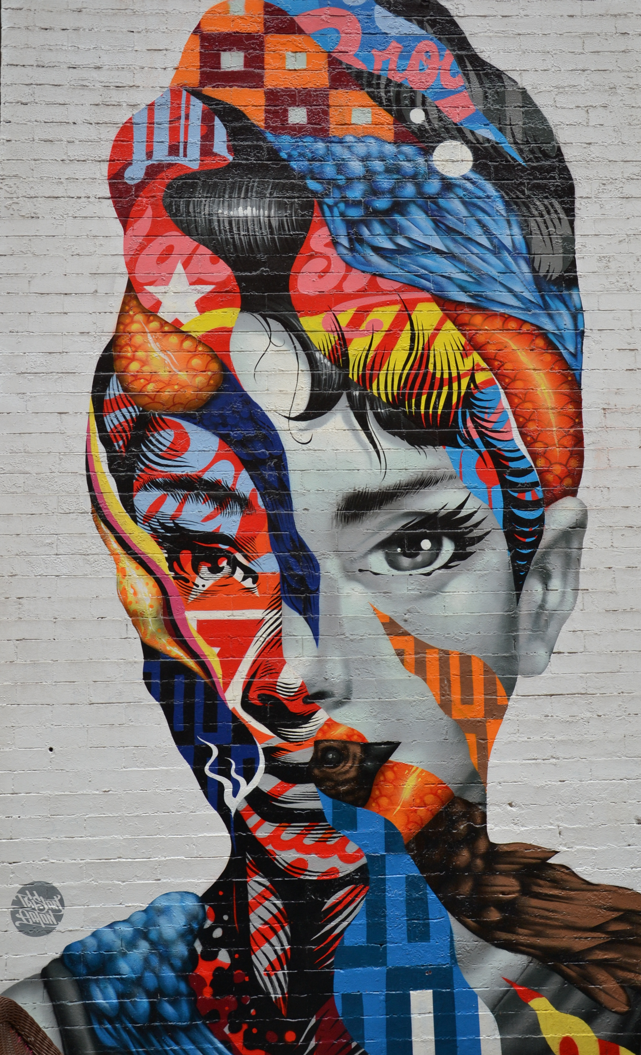NYC Street Art - Tendencias Diseño Gráfico 2019