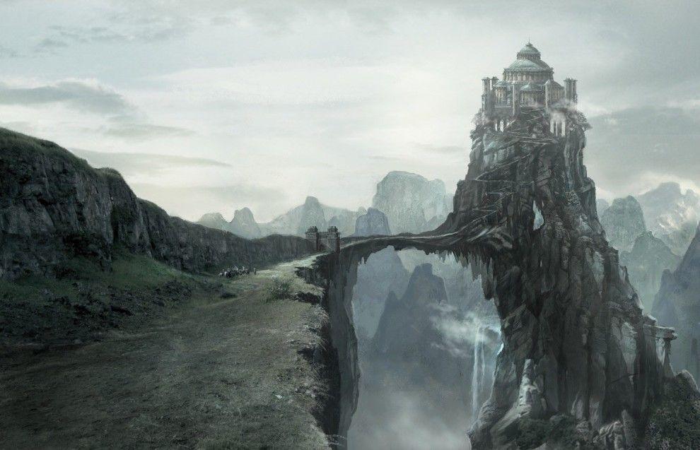Nido de águilas - 30 imágenes de Concept Art de Juego de Tronos Sorprendentes