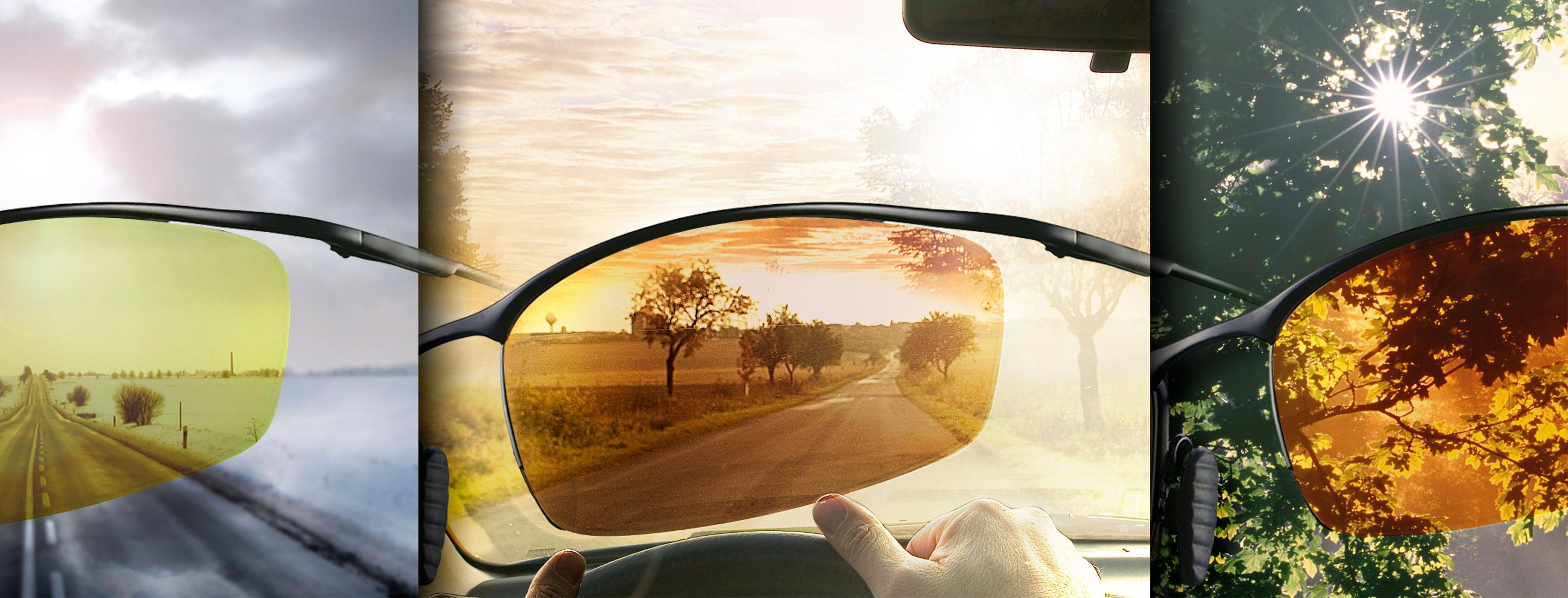 Usa tus gafas de sol como filtros - Trucos para tus fotos con celular