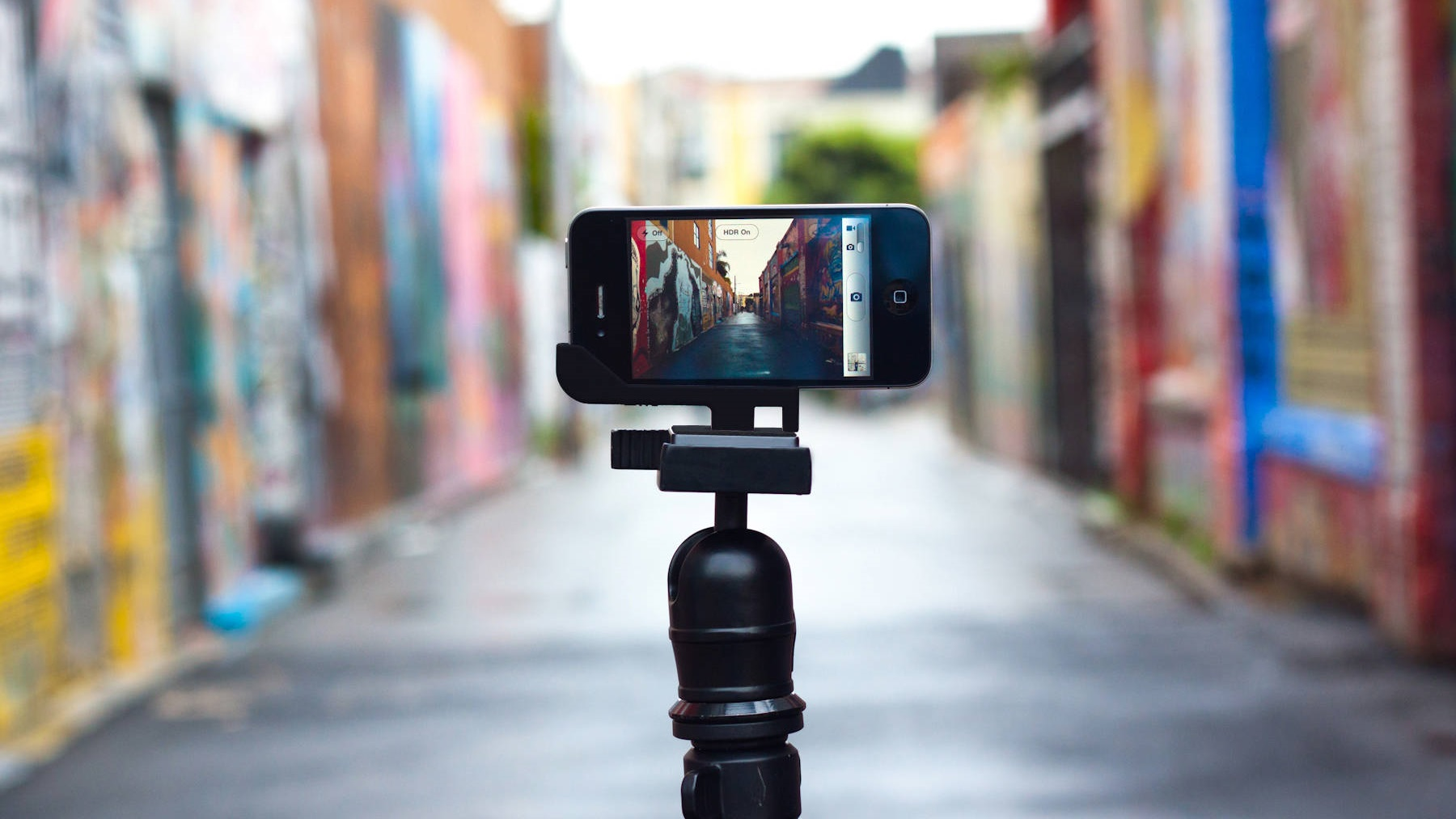 tripod kamera smartohone - Fotos Increíbles con tu Celular