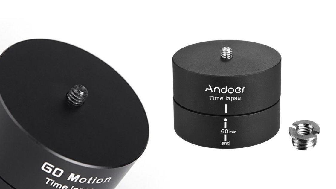 Adaptador de montaje para trípode Andoer e1551401020102 - Accesorios para tus Fotografías con Celular