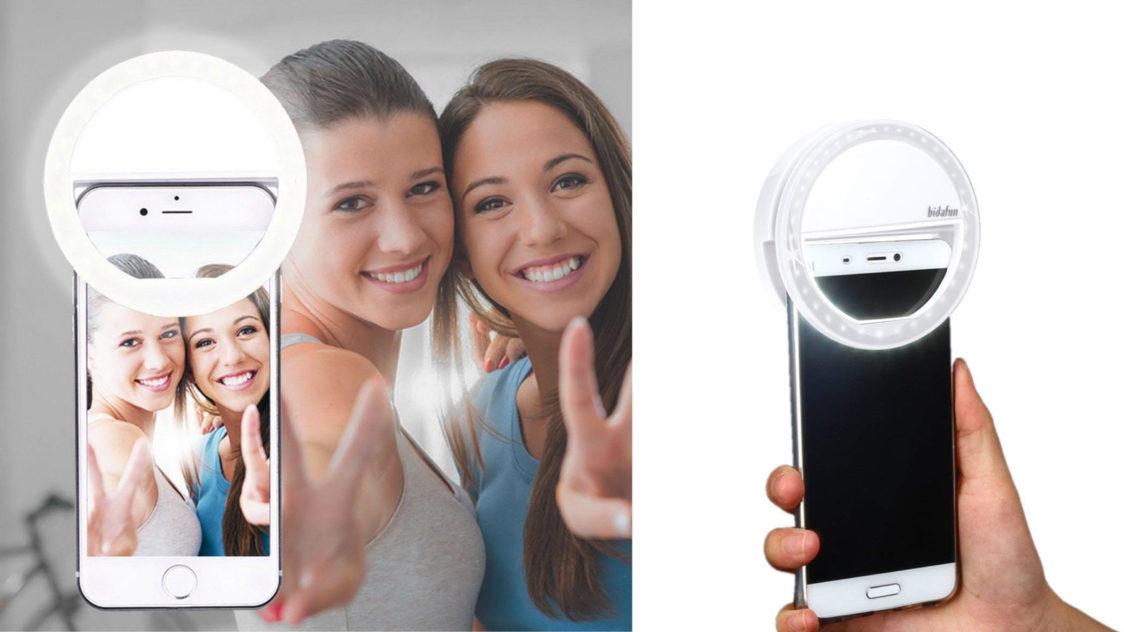 Flash para móvil AUTOPkio e1551397253874 - Accesorios para tus Fotografías con Celular