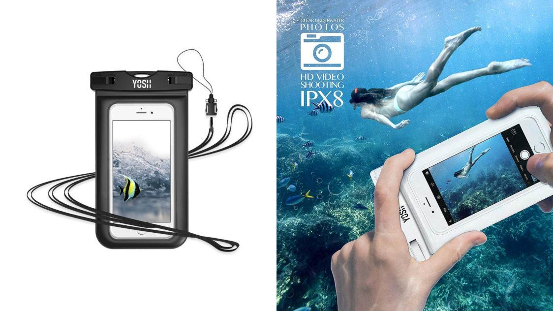 Funda impermeable Yosh e1551396875581 - Accesorios para tus Fotografías con Celular