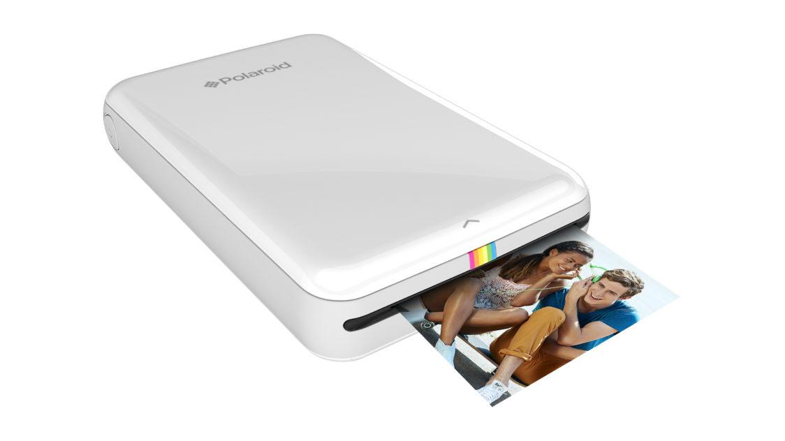 Impresora móvil Polaroid ZIP e1551398259674 - Accesorios para tus Fotografías con Celular