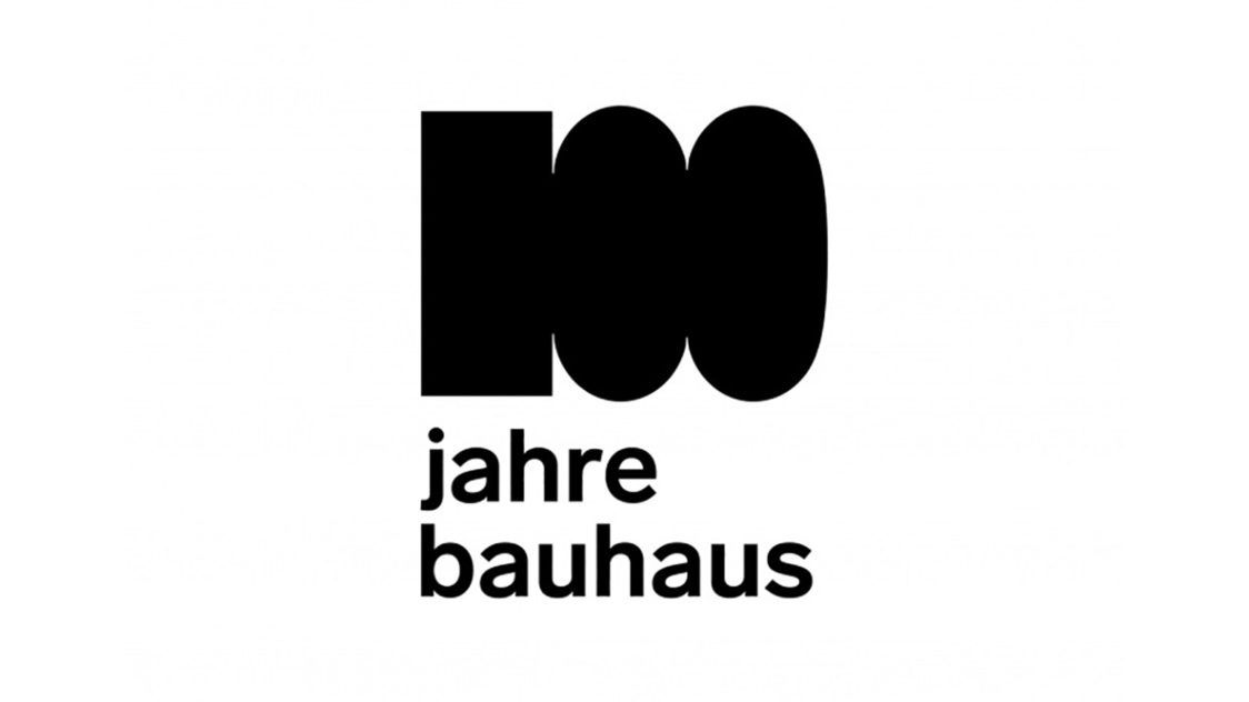 Logo 100 Años de la Bauhaus e1552536975850 - 100 Años de la Bauhaus