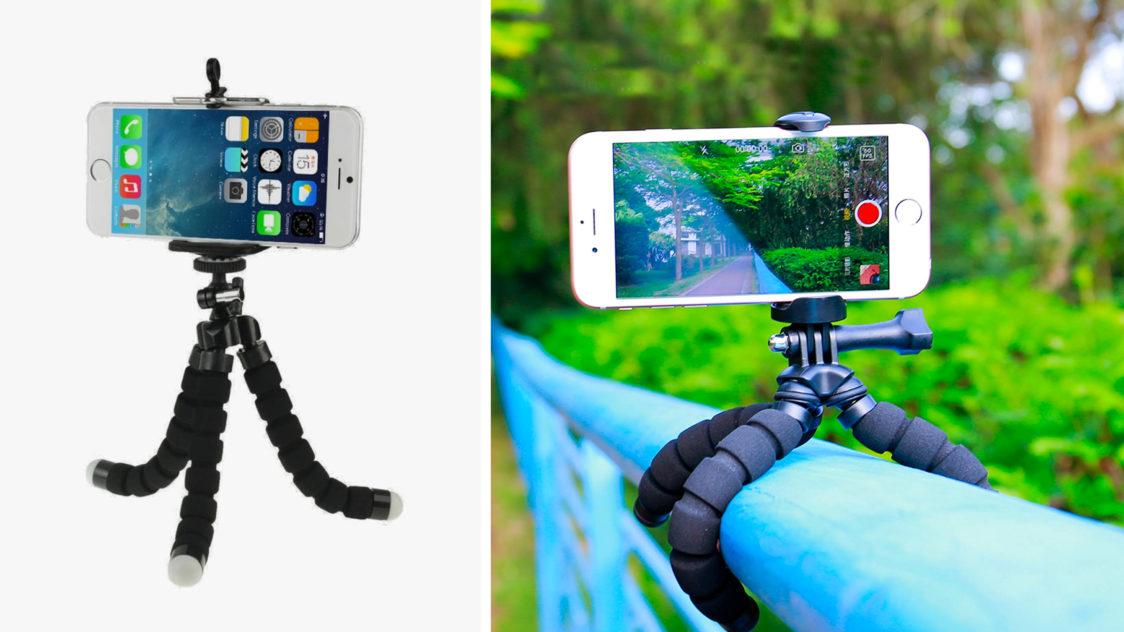 Tripode Fotoprp RM 95 N e1551396269787 - Accesorios para tus Fotografías con Celular
